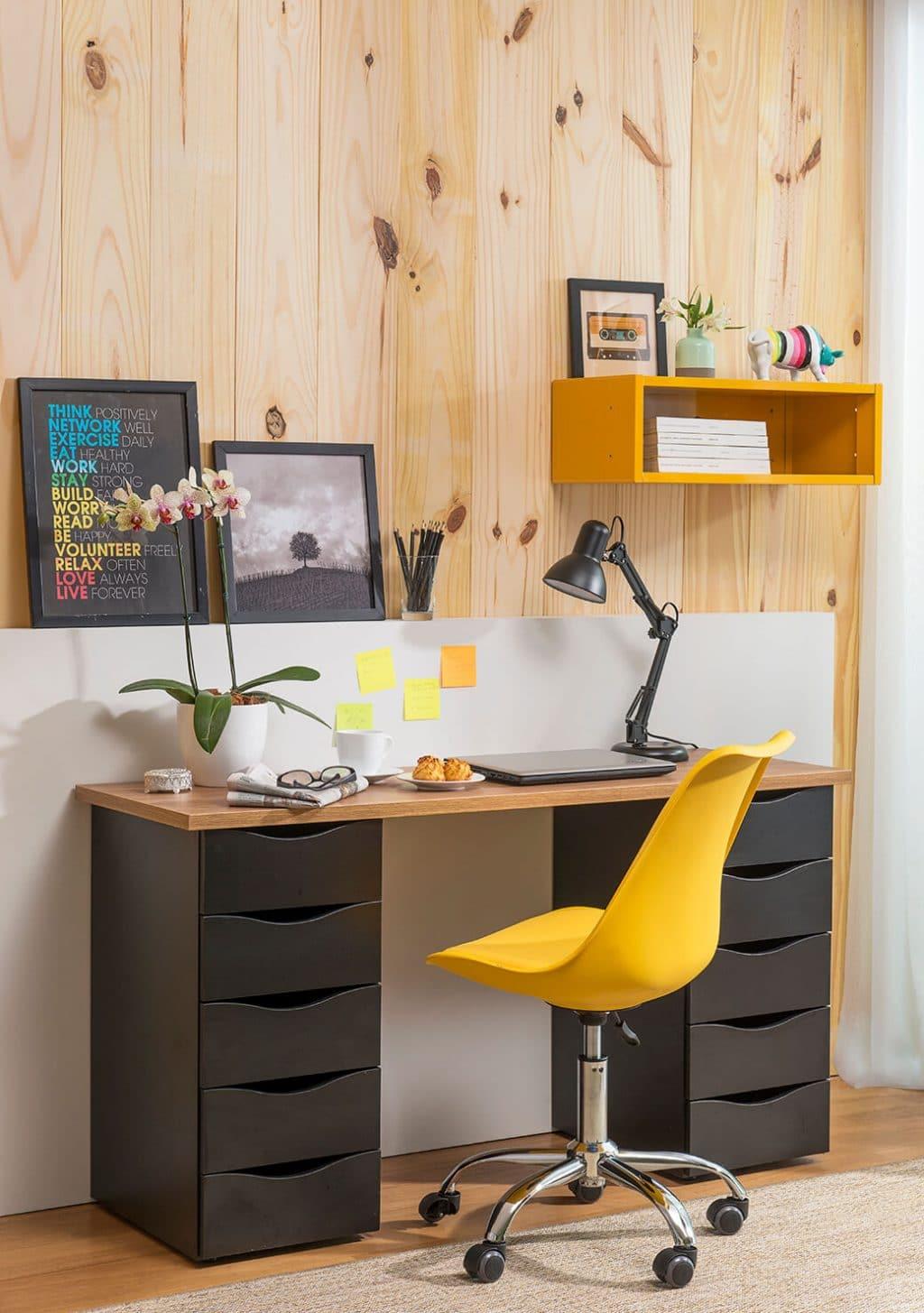 4 dicas para decorar seu Home Office | Blog da Mobly