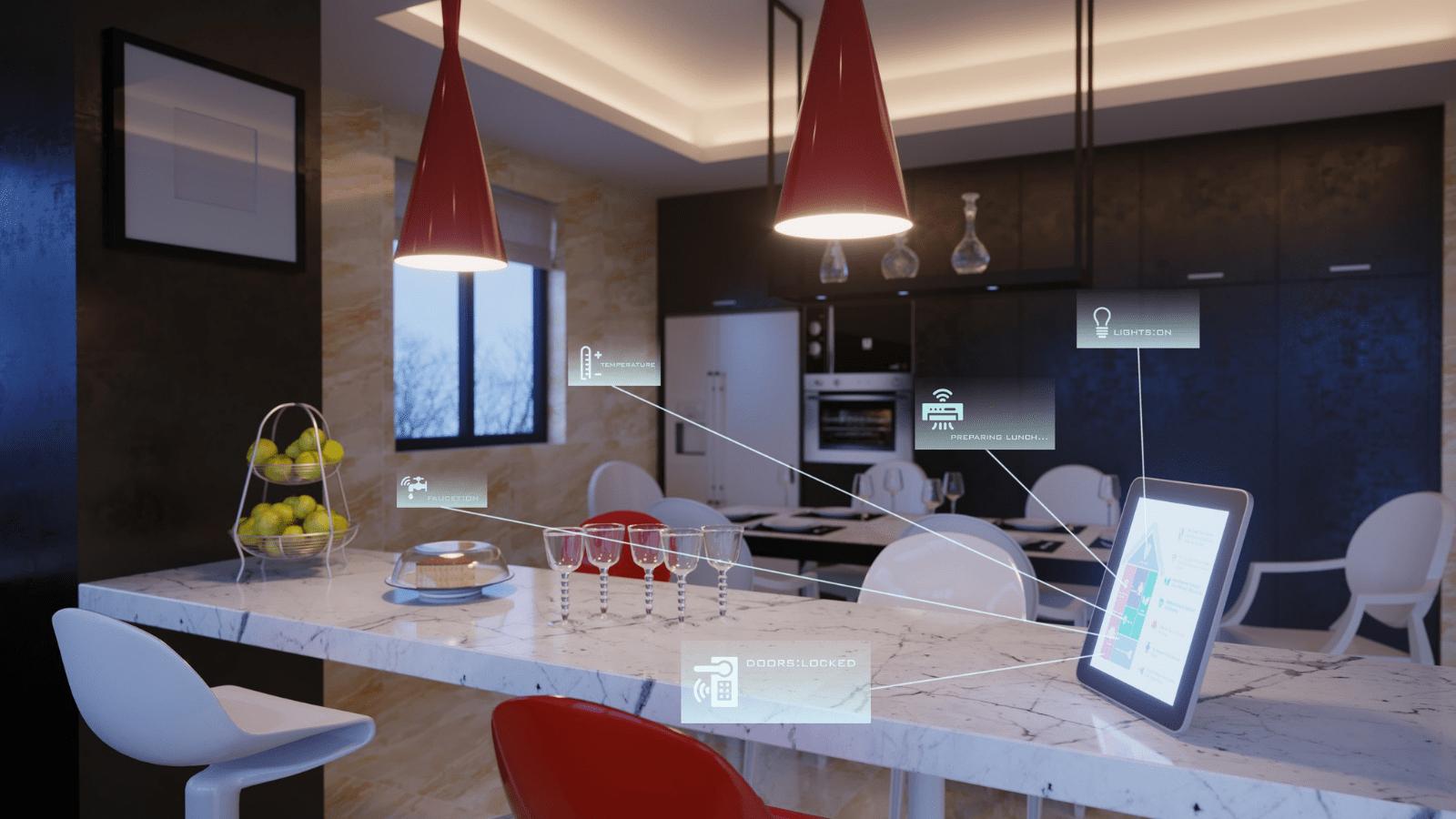 apartamento do futuro